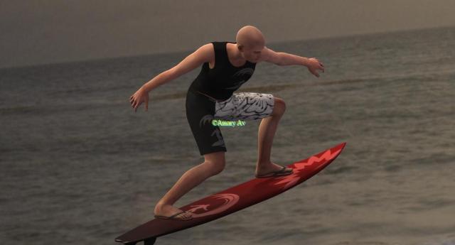 My Surfer Guy